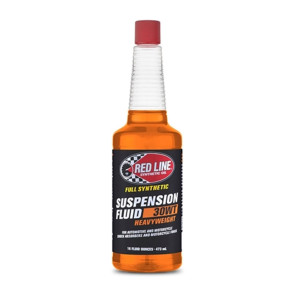 Red Line HeavyWeight 30wt Suspension Fluid 473ml