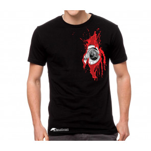 Camiseta Turbo Heart Metal Horse Preta